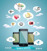 Mobile Service Design Idea