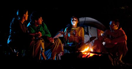 Scary Camping Stories