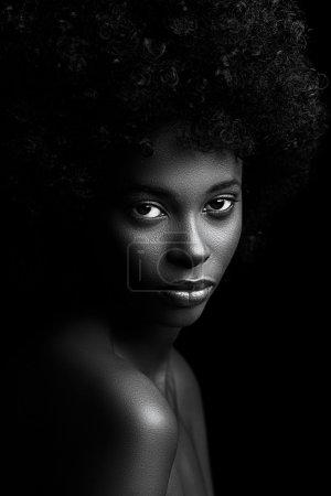 Dark African Beauty