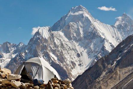 Karakorum Camp, Pakistan