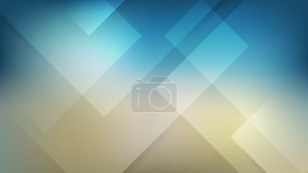 Illustration for Abstract vector background blue and shaddow - Royalty Free Image