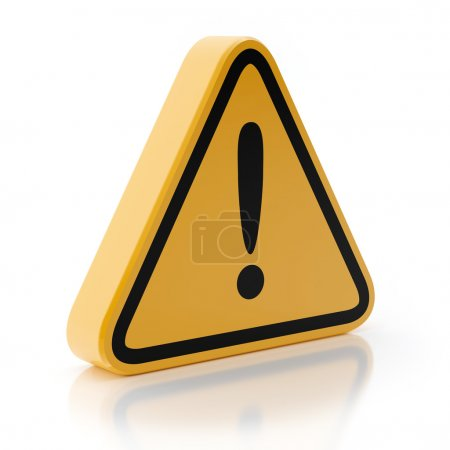 Exclamation Mark Symbol Attention Sign Warning Hazard