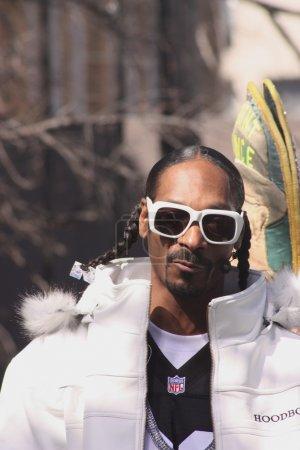 Snoopy Lion (Snoop Dog)