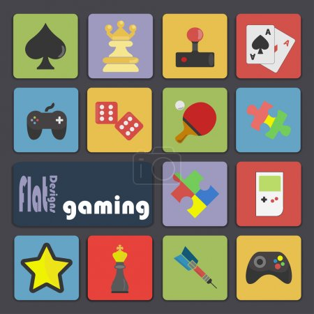 Icons for Gaming