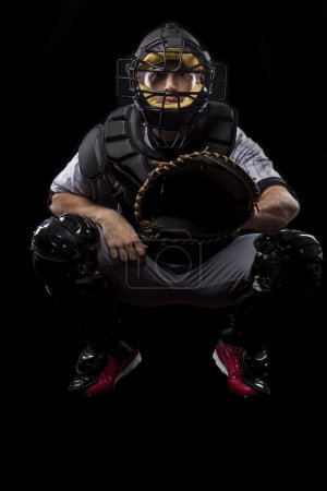 Catcher Player