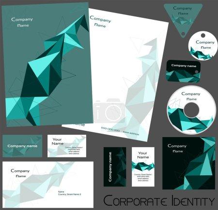 Corporate identity template no14.