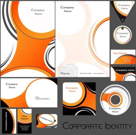 Corporate identity template no15.