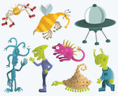 Funny Creatures from another Planets 2