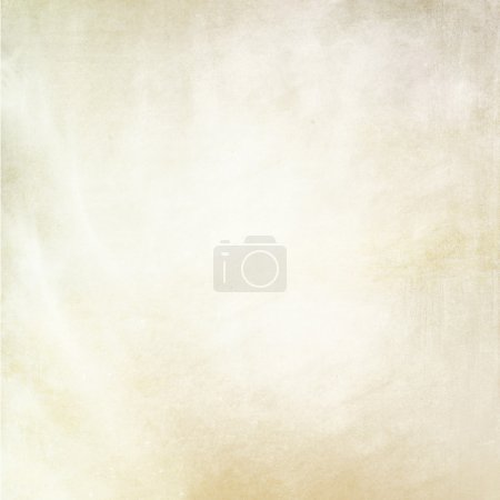 Photo for Light gold background paper or white background of vintage grunge background texture parchment paper, abstract cream background of beige color on white canvas linen texture, solid website background - Royalty Free Image