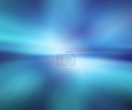 Photo pour Abstrait horizon tropical - image libre de droit