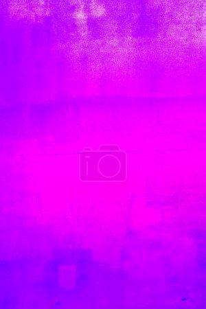 Photo pour Abstraite aquarelle peinte à la main fond de papier ou de la texture. couleur violette et rose. - image libre de droit