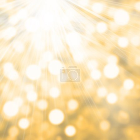 Abstract twinkled bright background