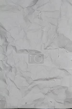 Photo for Paper texture or background. High resolution recycled brown cardstock grey color. Cardboard sheet of paper. - Royalty Free Image