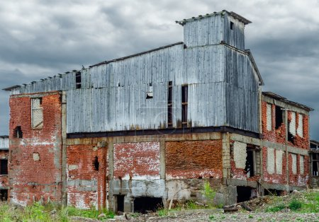 Factory Ruins