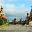 The heart of the Russian capital city Moscow - Red...