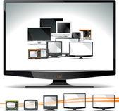Computer Screen Collection