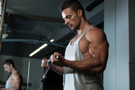 Exercise For Biceps With Cable