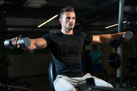 Shoulders Lateral Workout