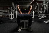Hrudník cvičení
