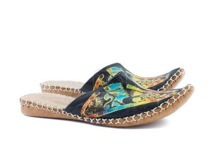 Egyptian slippers