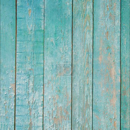 Shabby mint Wood Background
