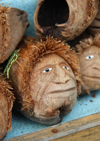Made from coconut face the market in Asia