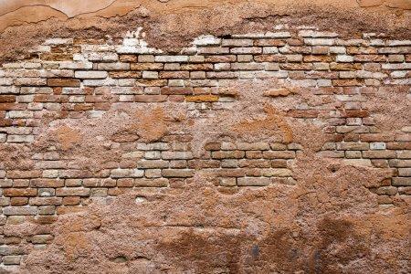 Photo pour Grunge brique fond de mur - image libre de droit