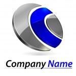 Logo 3d branding...