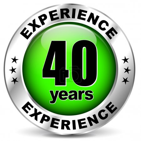 forty years experience