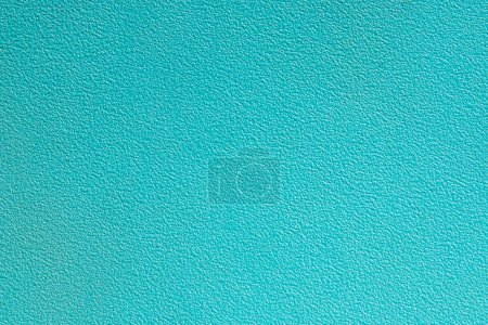 Foam texture with emerald green plastic effect. Empty surface ba
