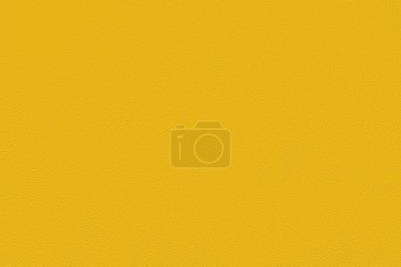 Photo pour Fond de texture de mur jaune foncé bien fait - image libre de droit