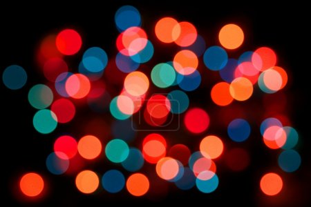 Multicolored different colors bulb light background, light bulb effect, a lot of colorful bulb abstract view, new year event, season, light son night time