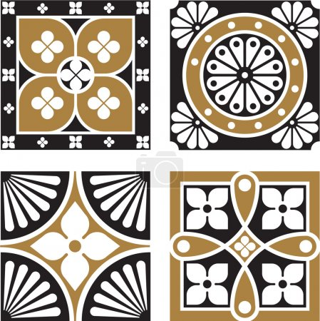 Vintage Ornamental Patterns