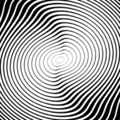 Design monochrome whirl circular motion background Abstract str