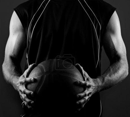 Basketball Athlete