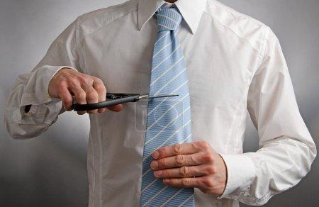Tie Cutter