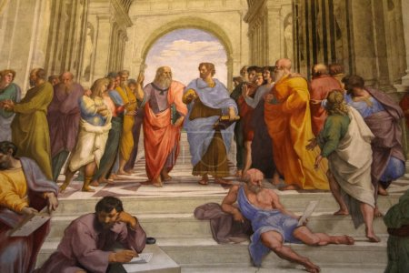 ITALY - ROME (VATICAN) - Vatican Museums