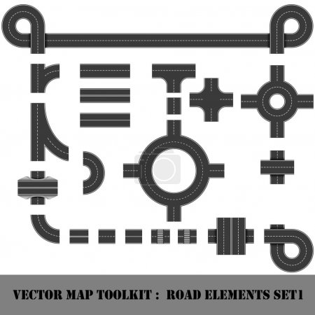 Map Toolkit. Top View Position.