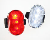 Removable Bicycle Lights