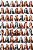 Faces - Woman Expressions