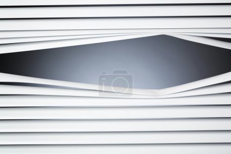 Privacy or Spying - Open Blinds