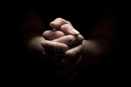 Pray with Folded Hands