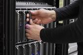 To konzultant instalovat blade server