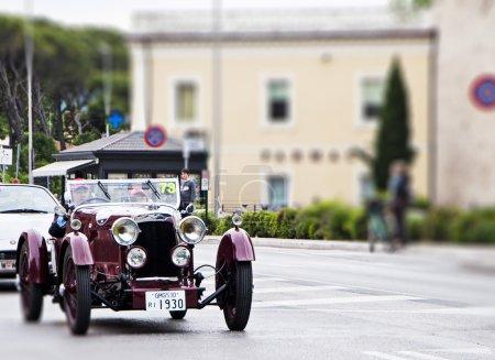Альфа Romeo_6C 1750 ГС Zagato_1931