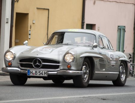 Mercedes-Benz	300 SL W 198	1956