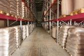 Huge warehouse