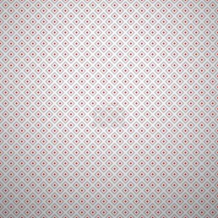 Abstract diamond pattern wallpaper. Vector illustr...