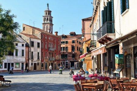 Campo in Venice