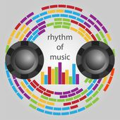Rhythm of music