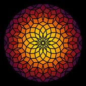 Penrose vzor široká